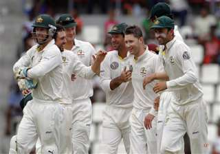 aussies win 3rd straight test series in caribbean...