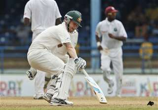 australia leads windies by 127 runs in 2nd test -...