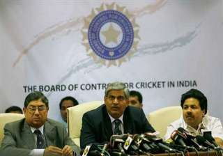 bcci in agreement with almost all recommendations...