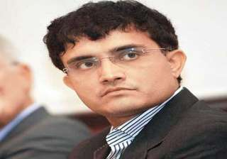 bengal minister wants sourav ganguly to head bcci...