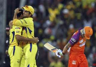 csk move to top of the table with 11 run win over...