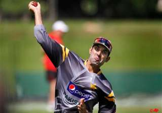 captain misbah back to boost pakistan in second...