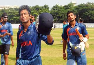 chand takes india u 19 to final - India TV