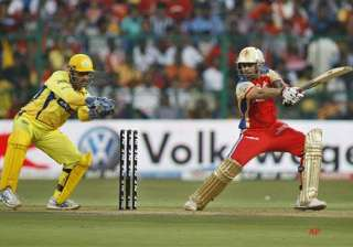 chennai rcb head for first play off - India TV