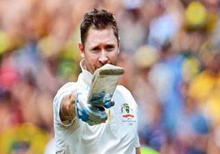 michael clarke gives reason for australian...