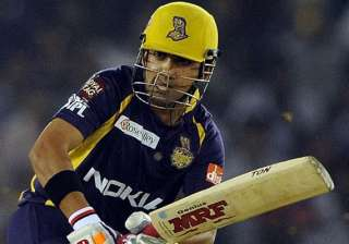 clinical kkr thrash kings xi by 8 wickets - India...