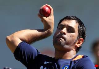 dhoni says we are affected by losses but are not...