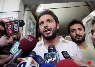 don t treat us as untouchables afridi s appeal to...