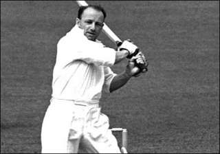 donald bradman bat auctioned for rs 39.85 lakh -...
