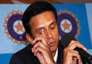 dravid says only law can deter fixing in cricket...