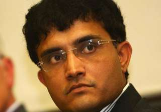 former india captain ganguly joins mudgal panel -...