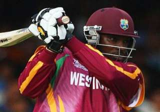 gayle left out of t20 first two odis against...