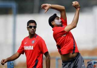i compete with myself and not ashwin says...