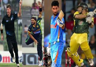 icc world t20 meet the top all rounders - India TV