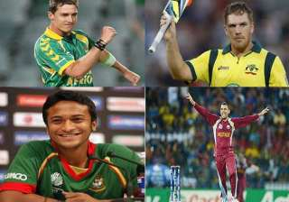 icc world t20 meet the players with the x factor....