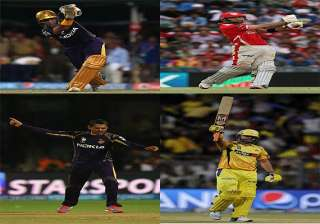 ipl 7 the dream eleven players - India TV