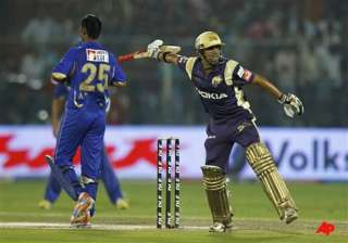 i wan t trying to prove a point gambhir - India TV
