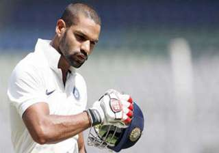 india 106/1 at lunch in tour game against...