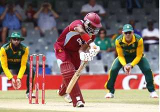 sa vs wi west indies humbled for 122 in 34 overs...