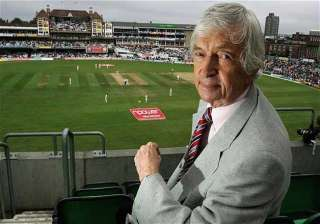 benaud s voice to be missed forever from the...