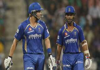 ipl 8 we complement each other says ajinkya...