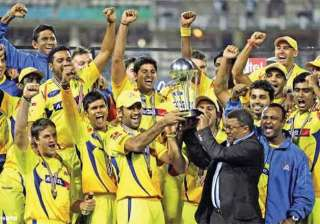 bcci to take legal opinion on chennai super kings...