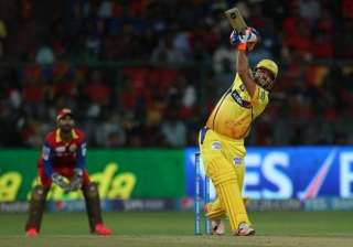 ipl 8 raina s fifty takes chennai to 181/8 vs rcb...