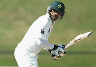 ban vs pak hafeez leads bright pakistan reply of...