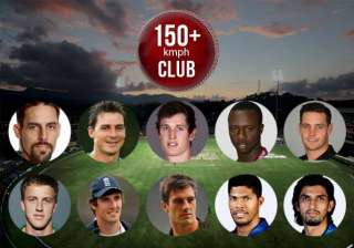 world cup top ten bowlers who clock 150 kmph -...