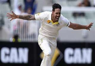 mitchell johnson in doubt for 4th test for...