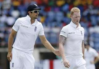 stokes a doubt for england while windies expect...