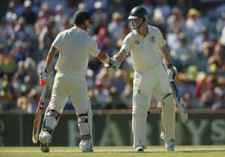 aus vs ind australia cruise to 123/0 at lunch on...