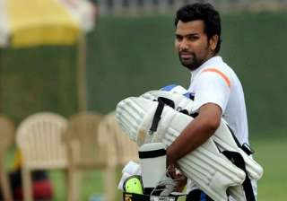 team india keeps an eye on rohit s recovery -...