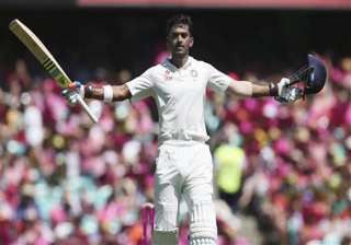 aus vs ind rahul s maiden ton takes india to...