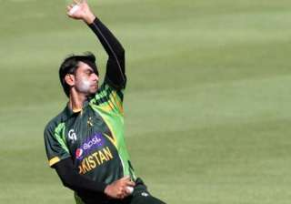 hafeez to undergo bowling test before world cup -...