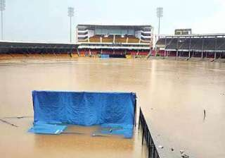 ahmedabad s sardar patel stadium has water six...