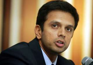india just need 3 good days to win wc dravid -...