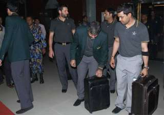 pakistan cricket team arrives in bangladesh for...