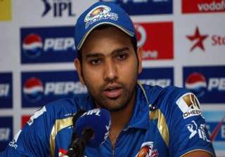 ipl 8 mumbai indians skipper rohit sharma fined...