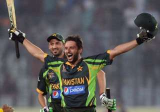 afridi wants to regain fastest odi ton record...