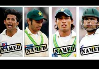 four pak players may be suspended - India TV