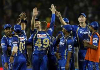 ipl 8 table toppers rr favourites against...