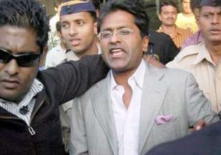 bcci dismisses lalit modi s demand for recusal of...