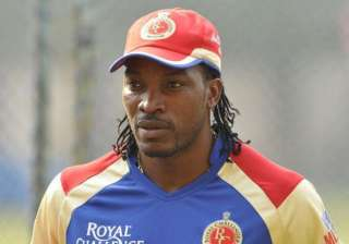 after england chris gayle may even miss australia...