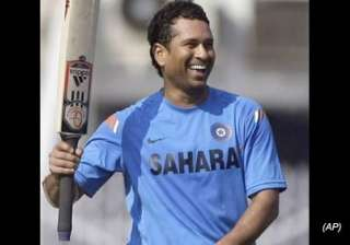 sachin welcomes split formula trial - India TV