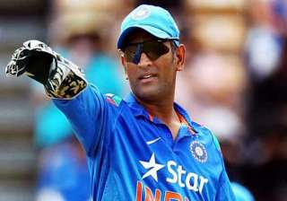 dhoni stays mum on test retirement focussed on...