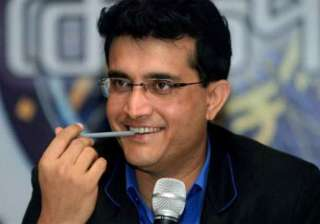 sourav ganguly in race for team india s coach -...