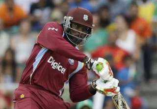 world cup chris gayle terms omissions of bravo...