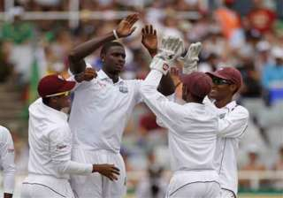 south africa reaches 48 1 at lunch in 3rd test vs...