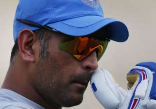 world cup 2015 dhoni and the challenges team...